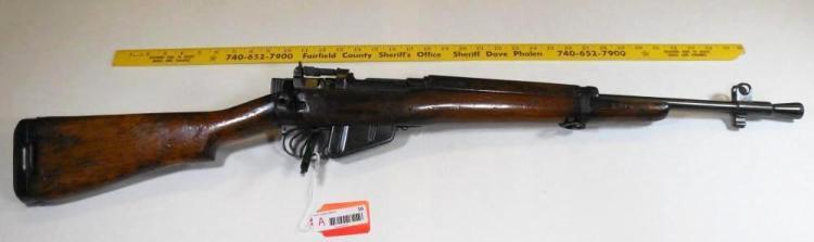 Enfield No. 1 Mk5 Jungle Carbine Rifle - 303 English