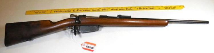 Modelo Argentino 1891 Rifle Mauser Deutsche Waffen