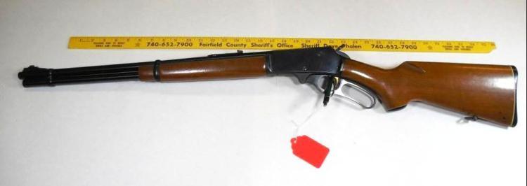 Marlin Firearms Lever Action Rifle 30-30 Cal