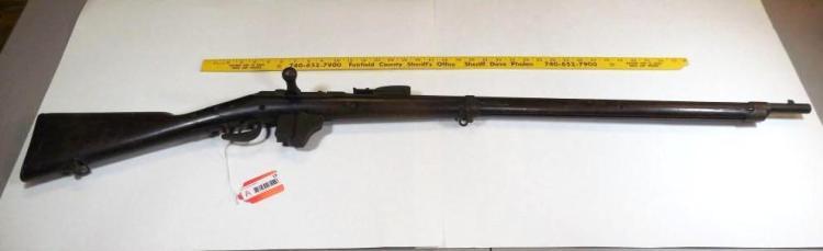 Beaumont/Vitali Model 1871/88 Military RIfle