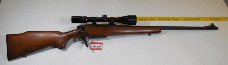 Remington Model 788 Rifle 22-250 w/Scope