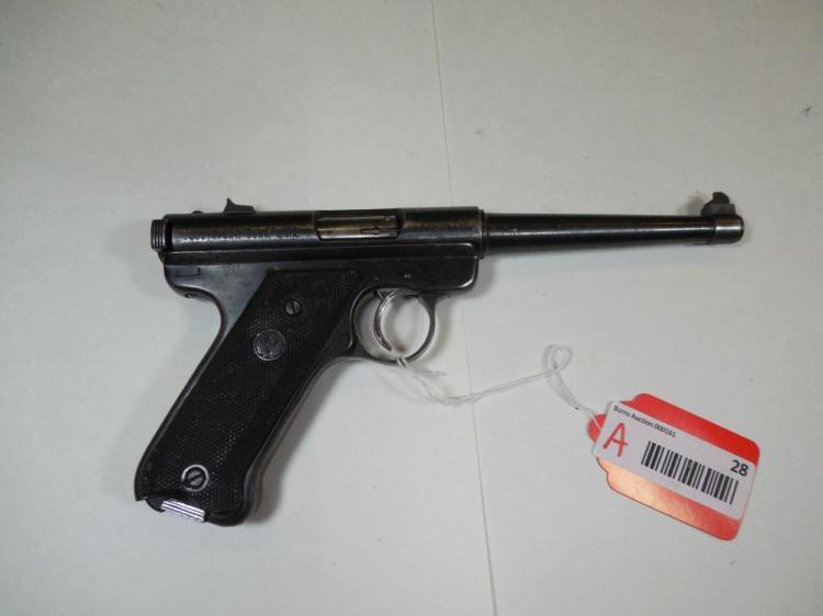 Ruger Mark I 22 Cal Semi Auto Pistol