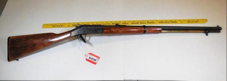 H&R 45 Cal Black Powder Rifle Huntsman
