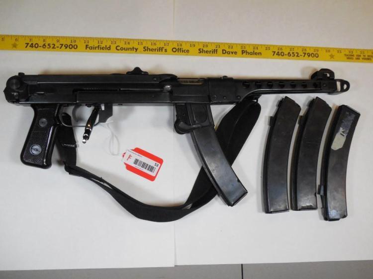 Radom Poland 7.62x25 PPS43-C WWII Style Pistol
