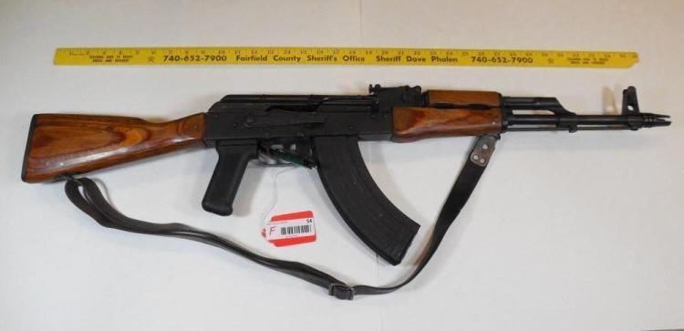 CN Romarm SA Cugir WASR-10/63 AK-47 Rifle
