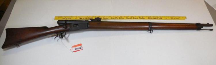 Wafenfabrik Bern M81 Military Rifle in 41 Swiss