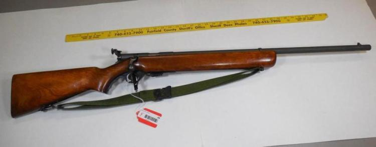 Mossberg 44US Military Target Trainer Rifle 22lr