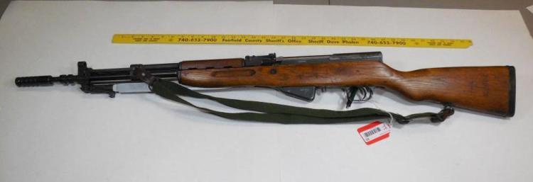 Yugoslavian SKS M59/66 Military Rifle