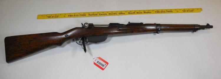 Hungarian M95/34 Military Rifle Bolt Action