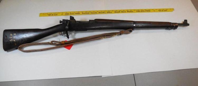 Remington Model 03-A3 Military Rifle 30-