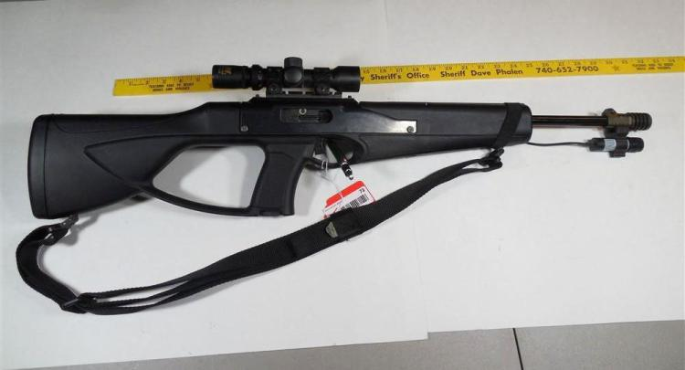 Hi-Point Firearms Model 995 9mm Rifle w/Laser
