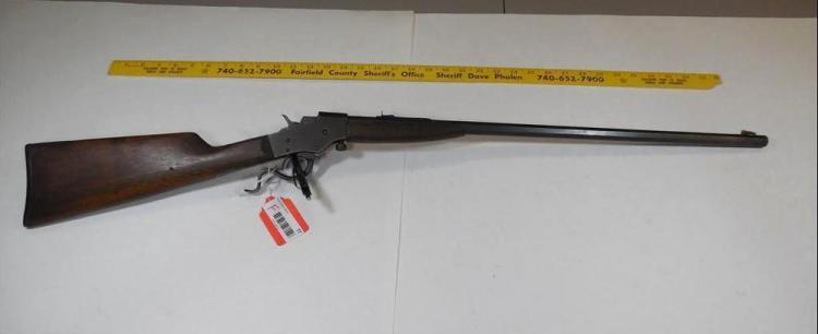 Stevens Model 1915 32 Long Cal Lever Action Rifle