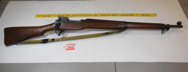US Model 1917 Eddystone Rifle Military 30-06