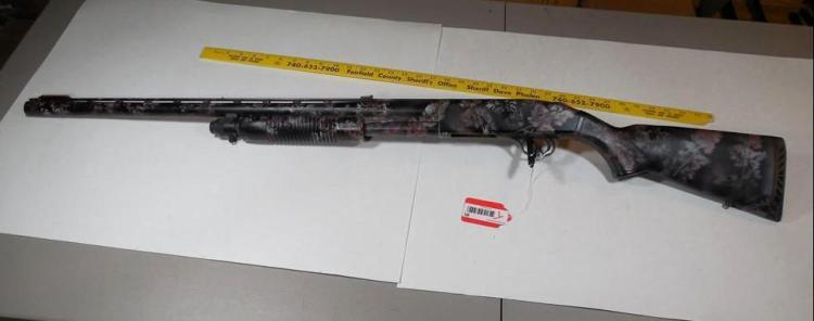 Camo Mossberg Model 835 12 Gauge Shotgun