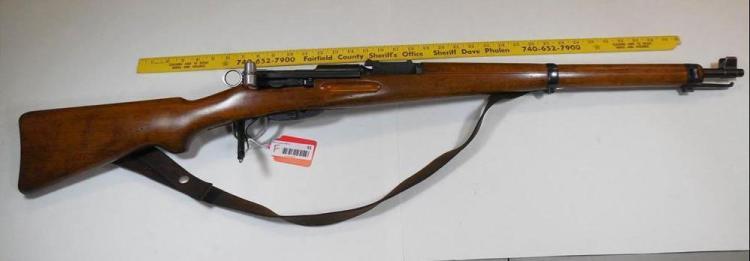 EW Bern Switzerland K31 Military Rifle