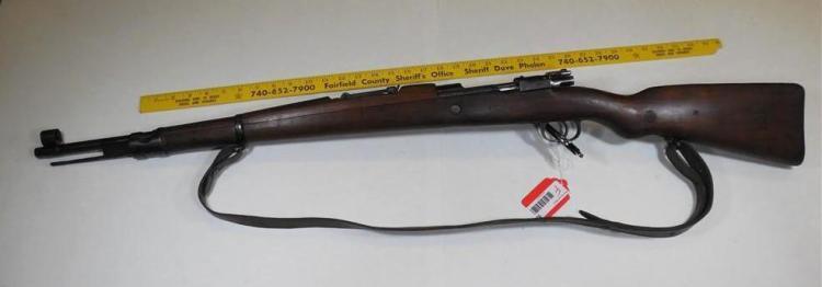 Yugoslavia M24/47 Bolt Action Mauser Military Rifle