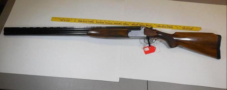 Richland Model 808 O/U Shotgun 12 Gauge