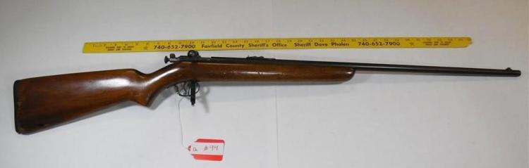 Winchester Model 67A 22lr Bolt Action Rifle