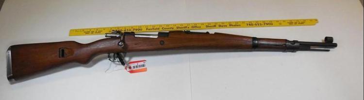 Zastava Yugoslavia M48 Rifle 8 mm Mauser Military