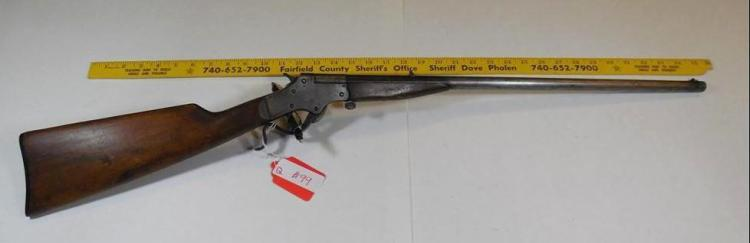 Stevens Marksman Lever Action Rifle 22lr