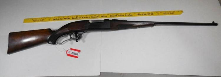 Savage Model 99-F Lever Action Rifle in 300 Savage