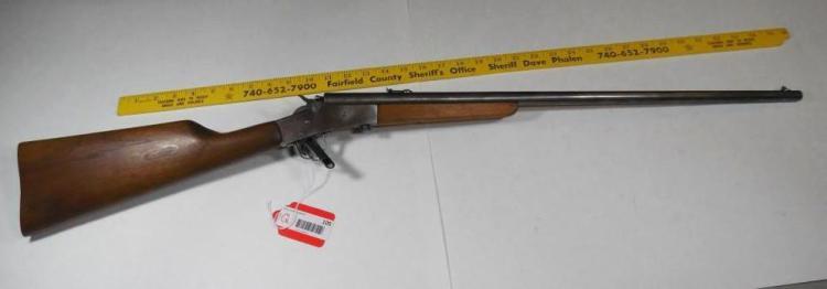 Remington Arms Improved Model 6 22 lr Rifle