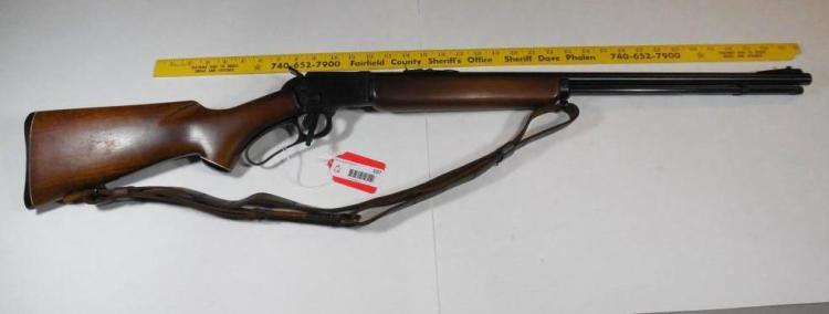 Marlin Lever Action Mod 39A Rifle in 22lr
