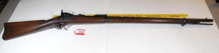 Springfield 1884 Trapdoor Rifle w/New Jersey Marks
