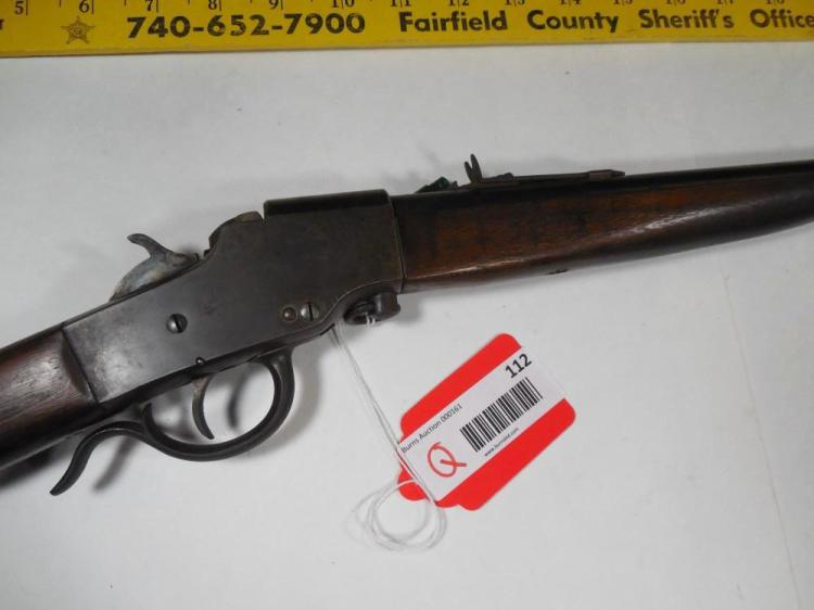 Hopkins & Allen 22 lr Lever Action Rifle Take Down