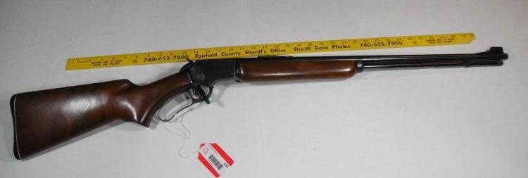 Marlin Lever Action 39A Rifle in 22lr
