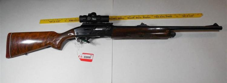 Remington Model 1100 Shotgun w/Scope in 12 Ga