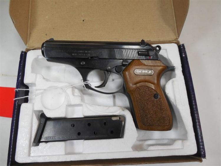 Bersa Mod 383 380 ACP Semi Auto Pistol in Box