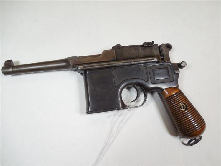 Matching Number Mauser C96 Pistol NO Import Marks