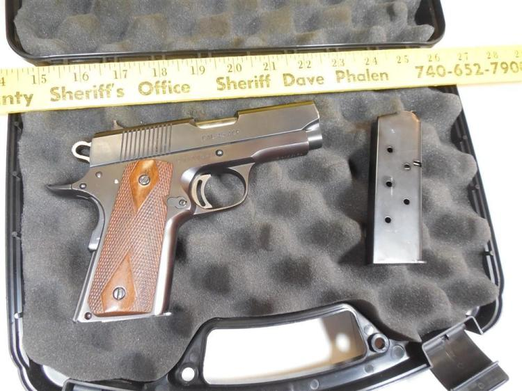 Charles Daly 45 ACP Auto Pistol in Case w/Mags
