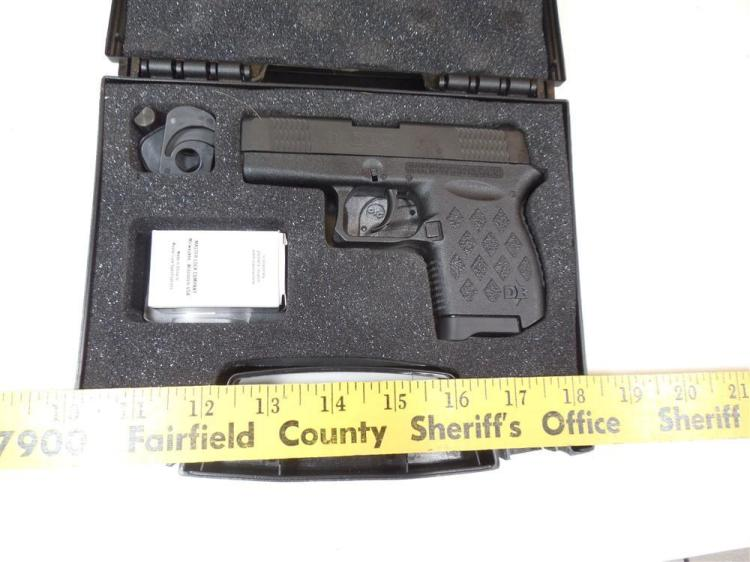 Diamondback DB9 9x19mm Concealed Carry Pistol