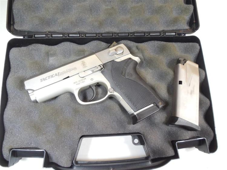 Smith & Wesson Tactical 4513 TSW 45 Auto