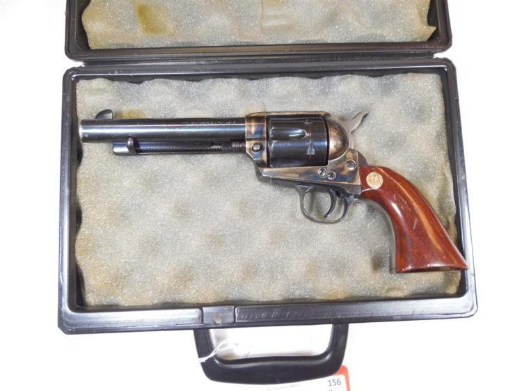 Beretta  Stampede 45 LC Cowboy Revolver in Case