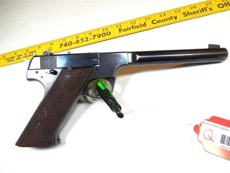 Rare Hi-Standard Mod. H-D Military Pistol 22 Cal