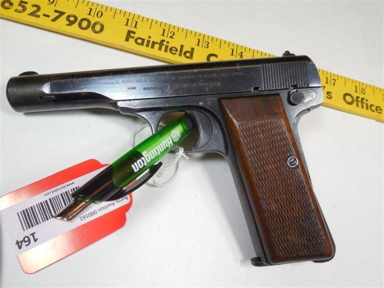 Rare Browning Mod 1922 Nazi Proofed Pistol