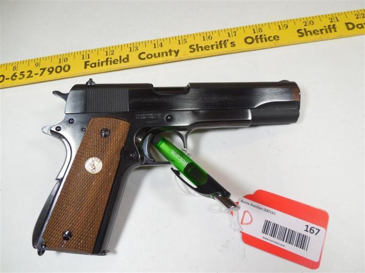 Fine Essex Arms Colt Government 45ACP