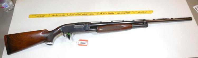 Winchester Model 12 Shotgun 12 Ga Pump Action
