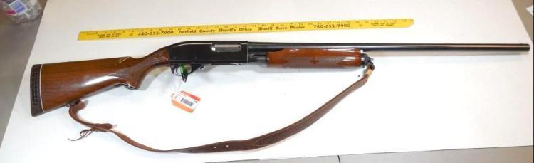 Remington 870 Wingmaster 12 Gauge Pump Shotgun