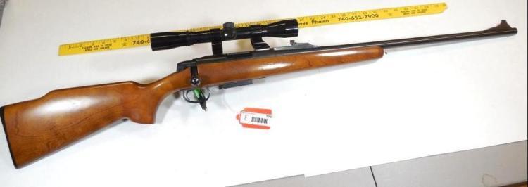 Remington Model 788 Rifle 222 Rem w/Scope