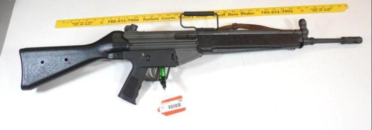 C93 Sporter 5.56 mm Century Arms Rifle