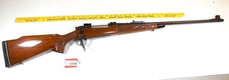 Remington 700 Rifle 300 Win Mag Nice Finish