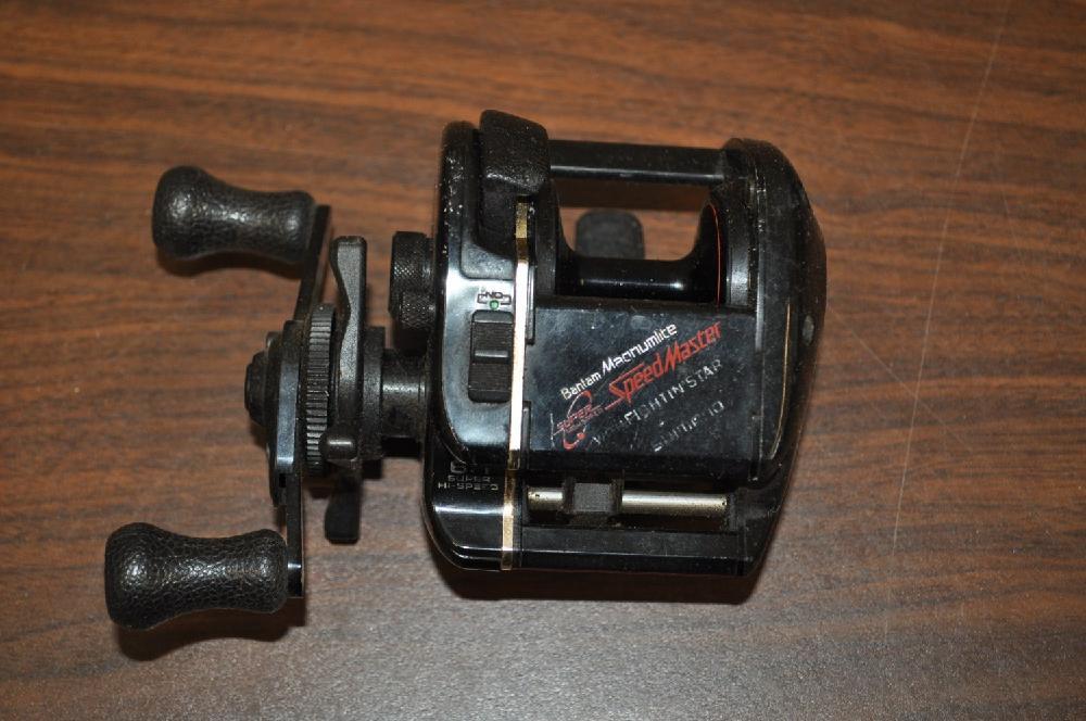 Bantam MagnumLite SpeedMaster fishing reel by Shimano