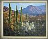 Segundo Aquair Huertas -Painting - Landscape, Segundo Huertas-Aguiar, Click for value