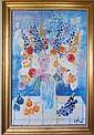 Oil Painting, Floral Still Life, Willem Epko.