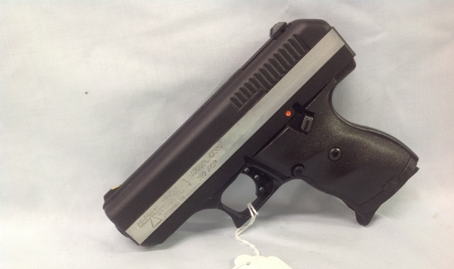 Hi-Point 380 cal Poly-frame semi auto Model CS380 serial number 8140381