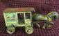 Marx Tin windup Wagon & Horse